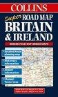 Super Road Map Britain