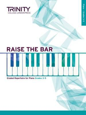 Raise the Bar Piano Book 2 (Grades 3-5)