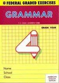 聯邦英文進階練習:文法 4