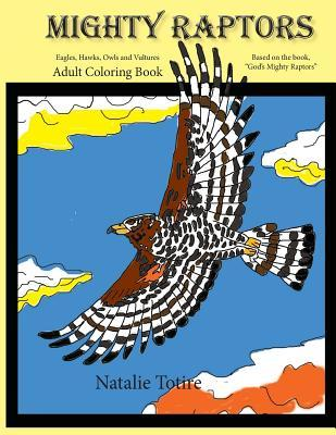Mighty Raptors Coloring Book