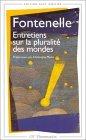 Entretiens Sur La Pluralite DES Mondes