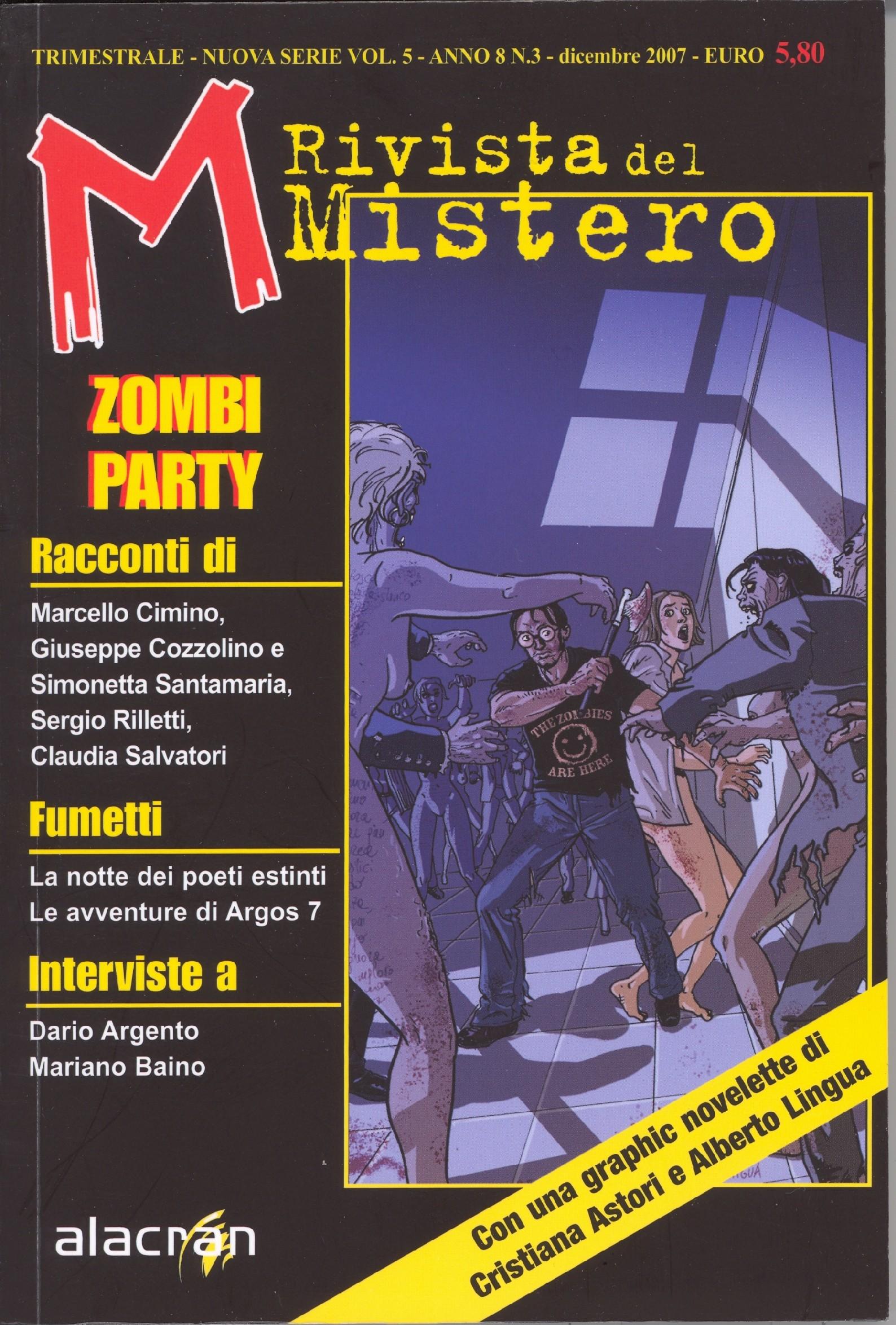 M - Rivista del Mistero Vol. 5