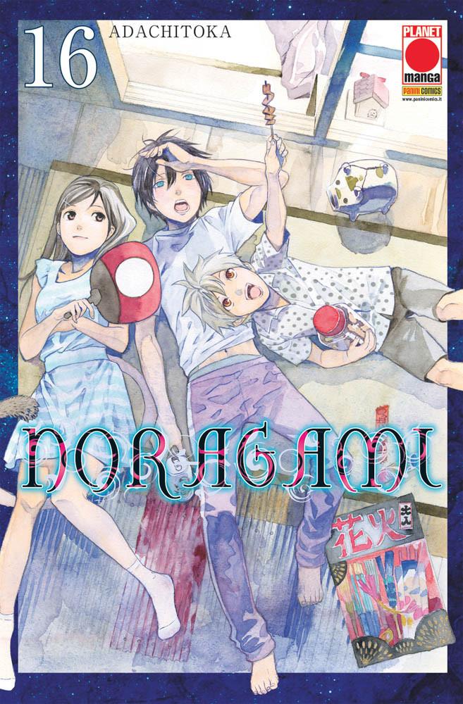 Noragami vol. 16