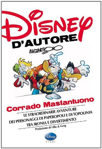 Disney d'autore - Corrado Mastantuono