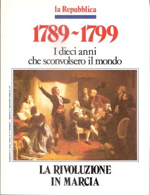 1789-1799 I dieci an...
