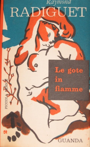 Le gote in fiamme