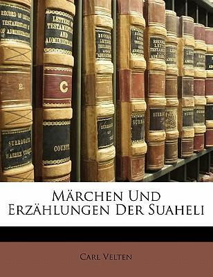 Marchen Und Erzahlungen Der Suaheli
