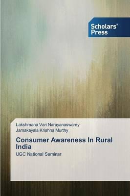 Consumer Awareness In Rural India