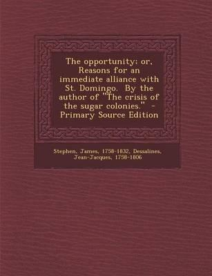 The Opportunity; Or,...