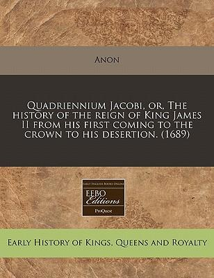 Quadriennium Jacobi,...