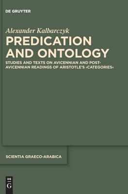 Predication and Ontology