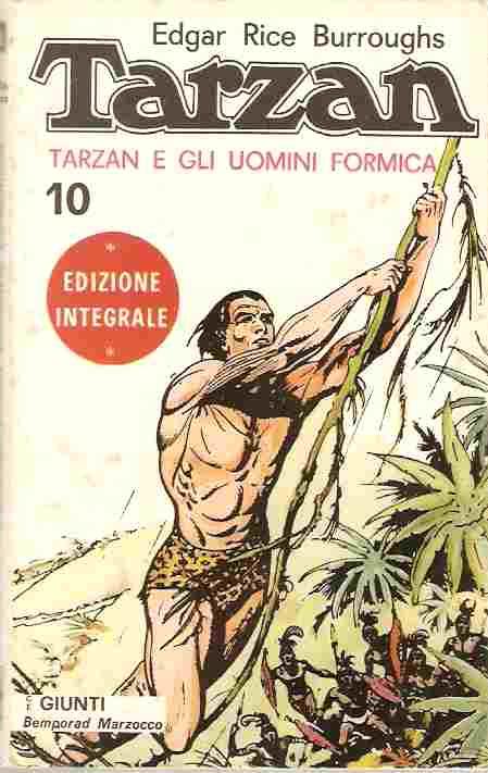 Tarzan e gli uomini formica