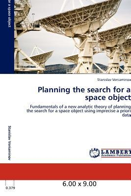Planning the search for a space object