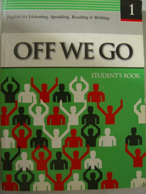 Off We Go Student's book