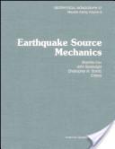 Earthquake Source Mechanics