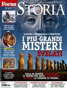 Focus storia n. 107 (settembre 2015)