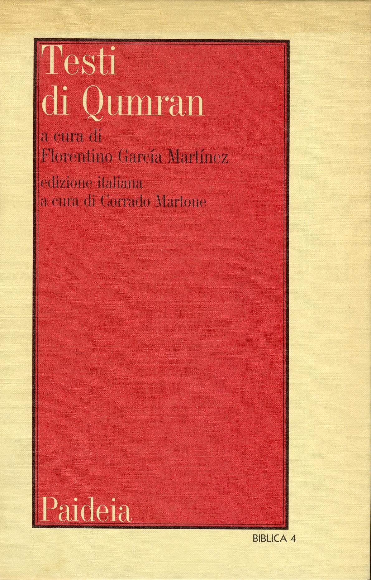 Testi di Qumran