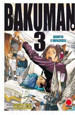Bakuman vol. 3 - Ris...