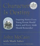 Character Is Destiny
