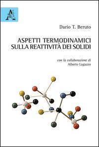 Aspetti termodinamici sulla reattività dei solidi