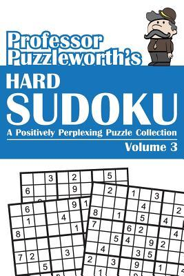 Professor Puzzleworth's Hard Sudoku