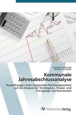 Kommunale Jahresabschlussanalyse