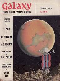 Galaxy - Giugno 1958