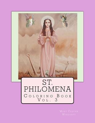St. Philomena Coloring Book