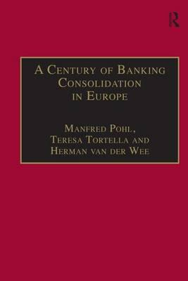A Century of Banking Consolidation in Europe
