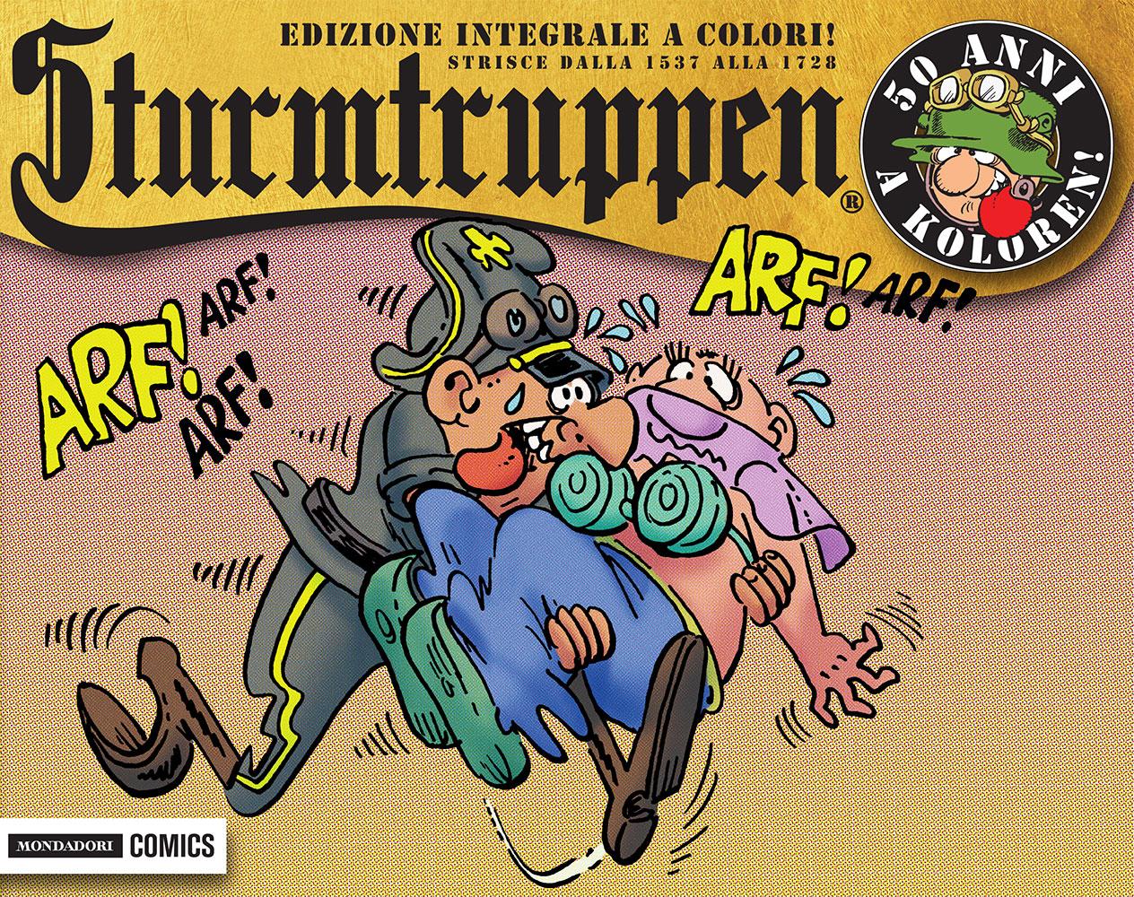 Sturmtruppen - 50 anni a koloren! vol. 9