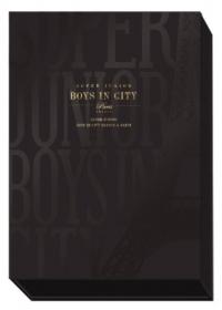 SUPER JUNIOR7週年巴黎戀人寫真書:Boys in City Season 4_Paris(豪華珍藏版)
