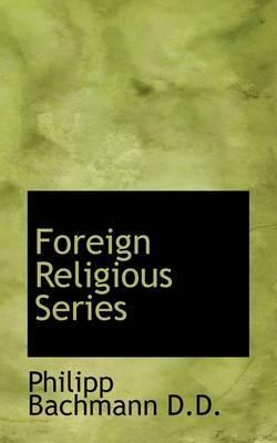 Foreign Religious Series