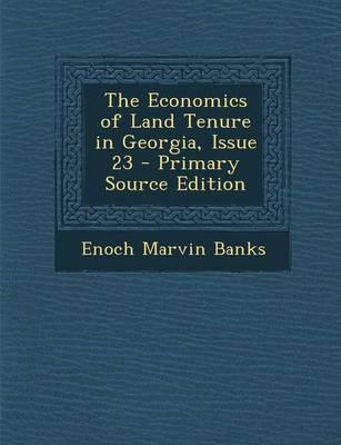 The Economics of Lan...