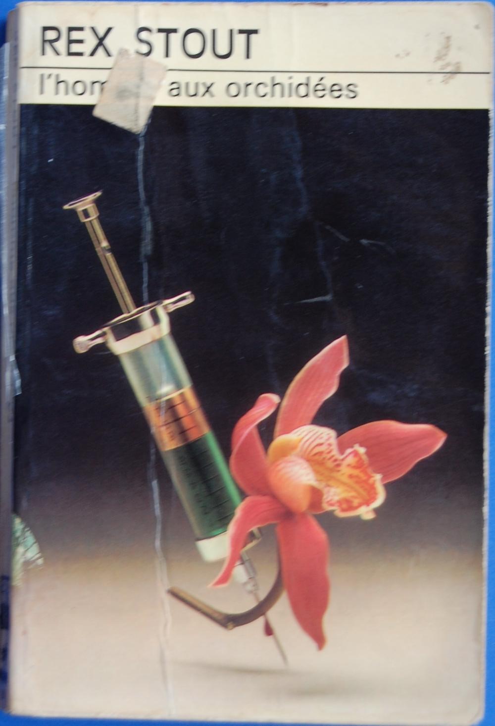 L'homme aux orchidé...