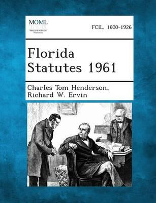 Florida Statutes 1961