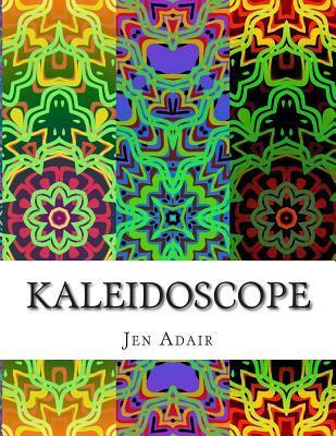 Kaleidoscope Adult Coloring Book