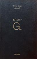 Mister G. Ediz. italiana e inglese