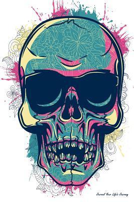 Skull Lined Journal