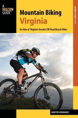 Falcon Guides Mountain Biking Virginia