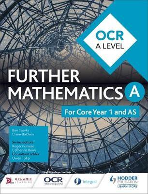 OCR A Level Further ...