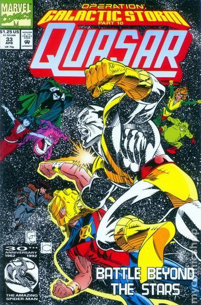 Quasar Vol.1 #33
