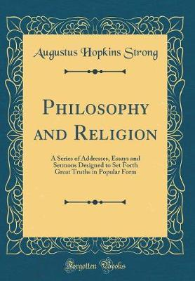 Philosophy and Relig...