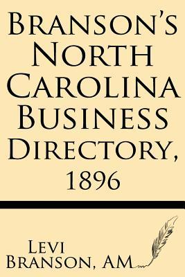 Branson's North Carolina Business Directory, 1896