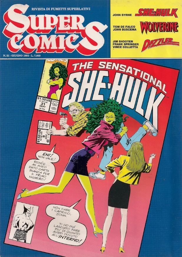 Super Comics n. 21