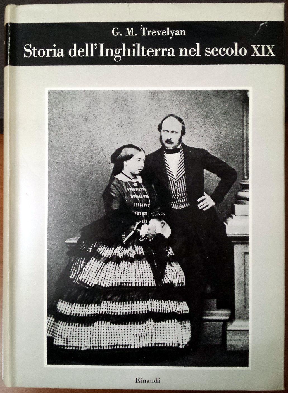 Storia dell'Inghilterra nel secolo XIX