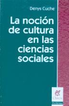 La Nocion de Cultura En Las Ciencias Sociales