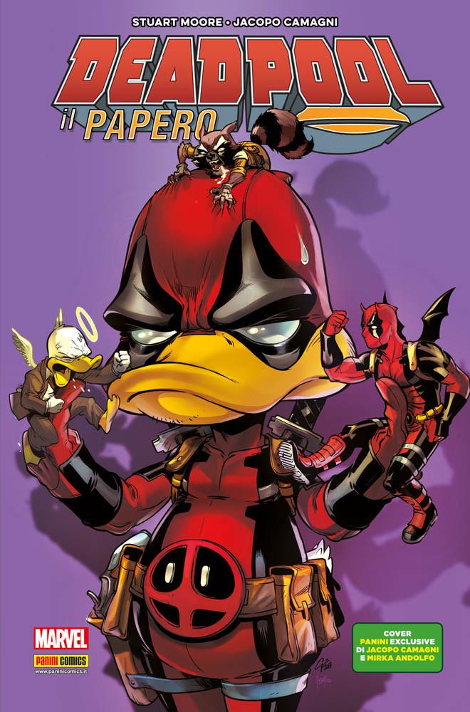 Deadpool il papero - Edizione Deluxe