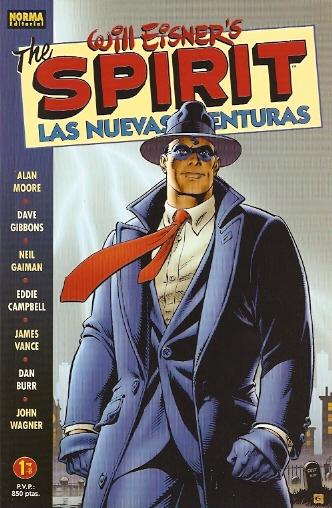 The Spirit: Las nuevas aventuras #1 (de 4)