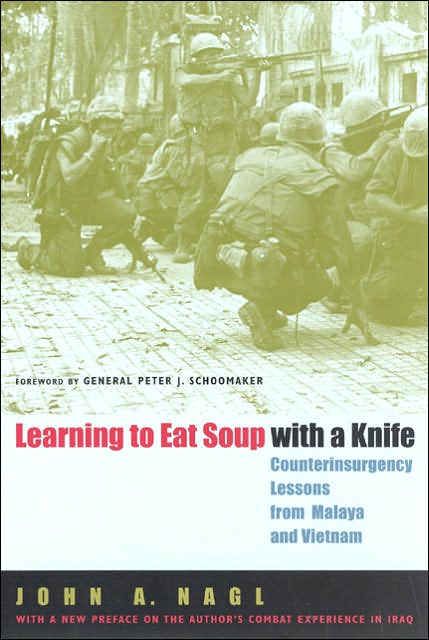 Learning to Eat Soup...