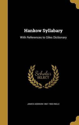 HANKOW SYLLABARY